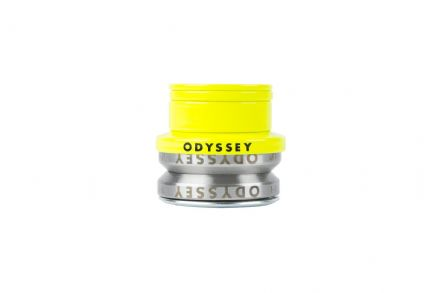 Odyssey Pro Headset (Low-Stack Height) - Fluorescent Yellow